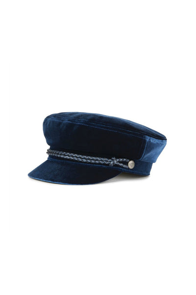 Brixton Ashland Cap in Deep Navy