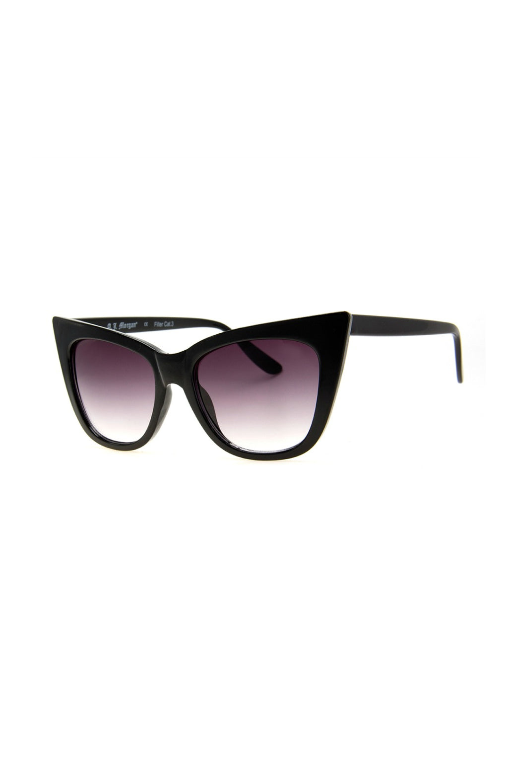 Audrey Sunnies in Black