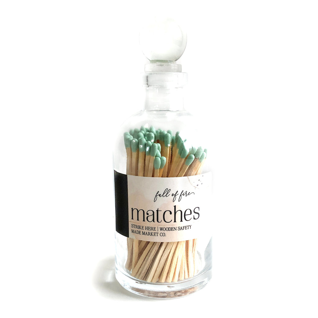 Full Of Fire Matches - Mint