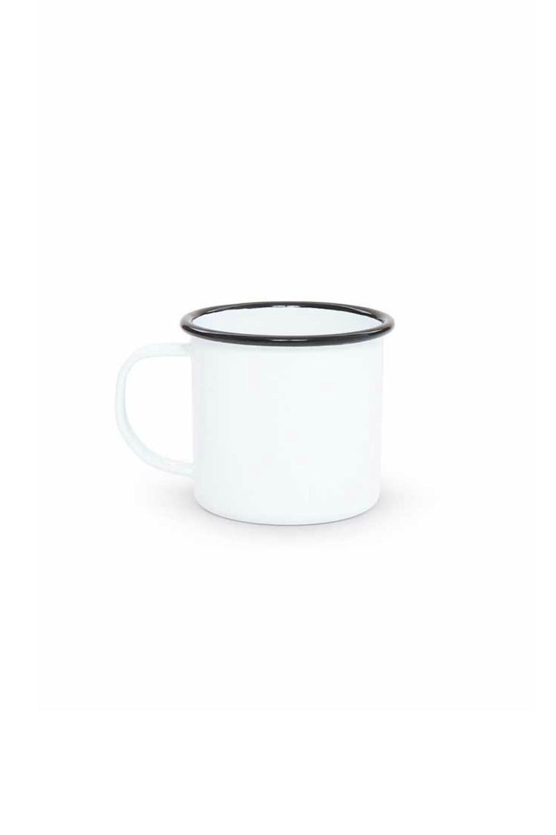 Crow Canyon Home Mug 12oz in Black