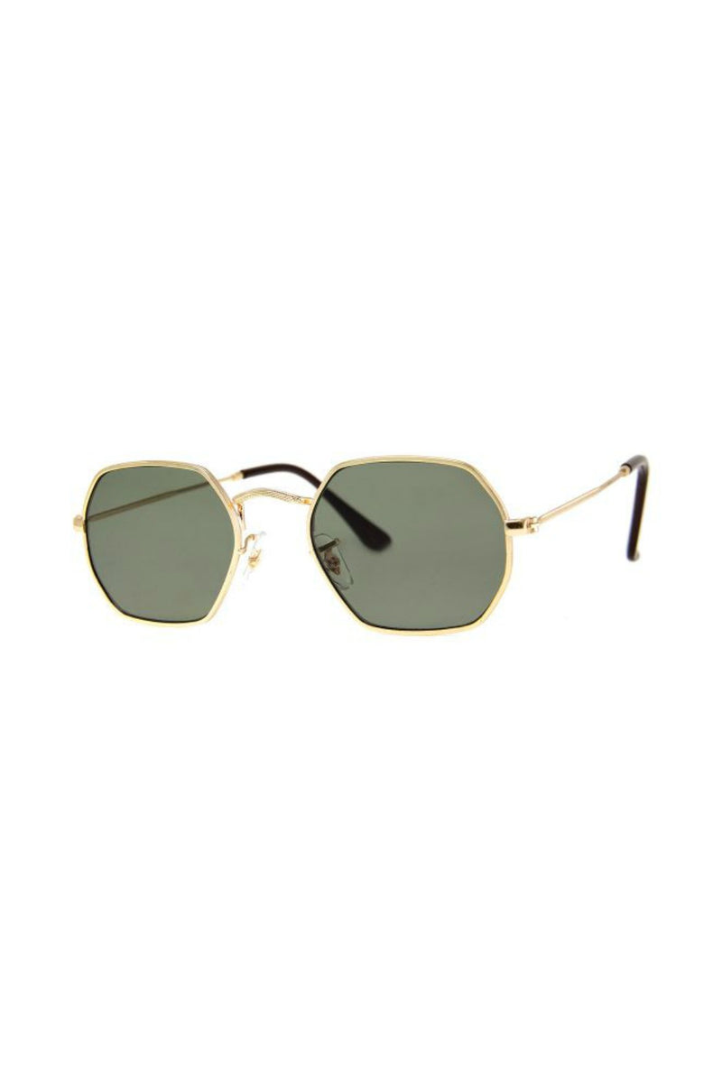 Balcony Sunnies - Gold