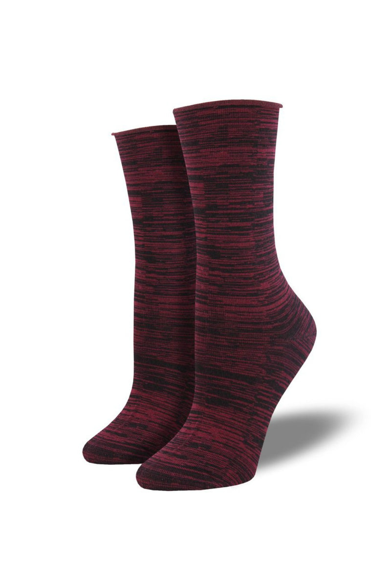 Socksmith Bamboo Space Dye Socks - Pink