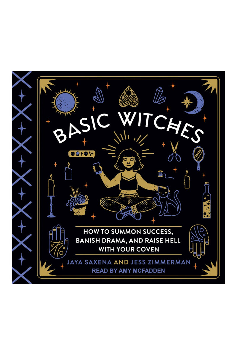 Random House Basic Witches by Jaya Saxena & Jess Zimmerman