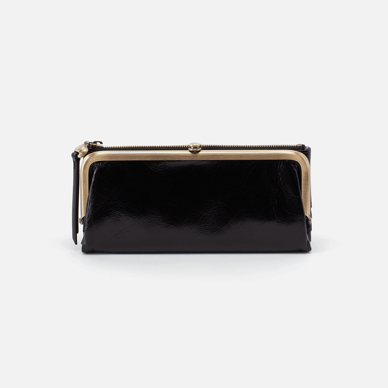 Hobo Wind Wallet - Black