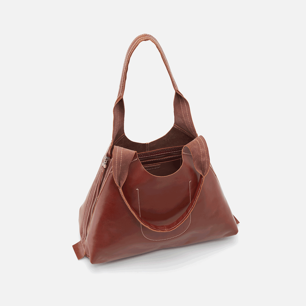Hobo Believer Bag - Brown