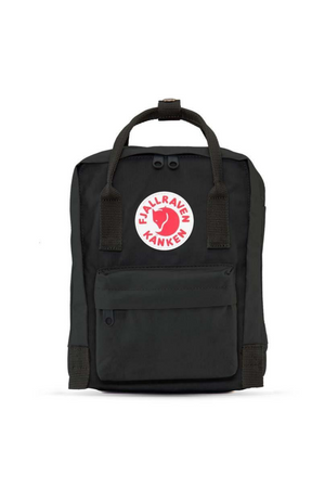 Fjällräven Kånken Mini Backpack in Black