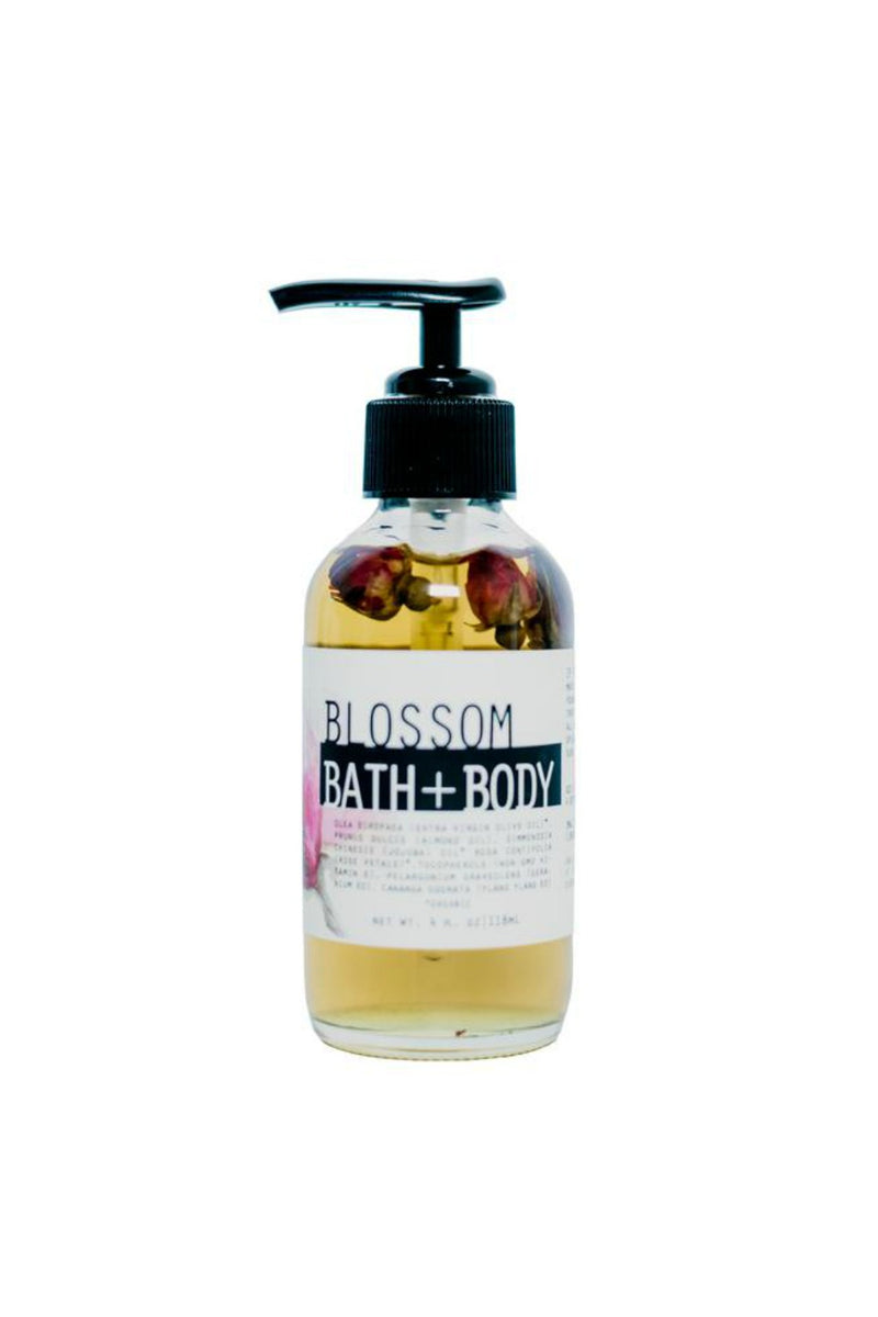 Moon Rivers Naturals Blossom Bath + Body Oil