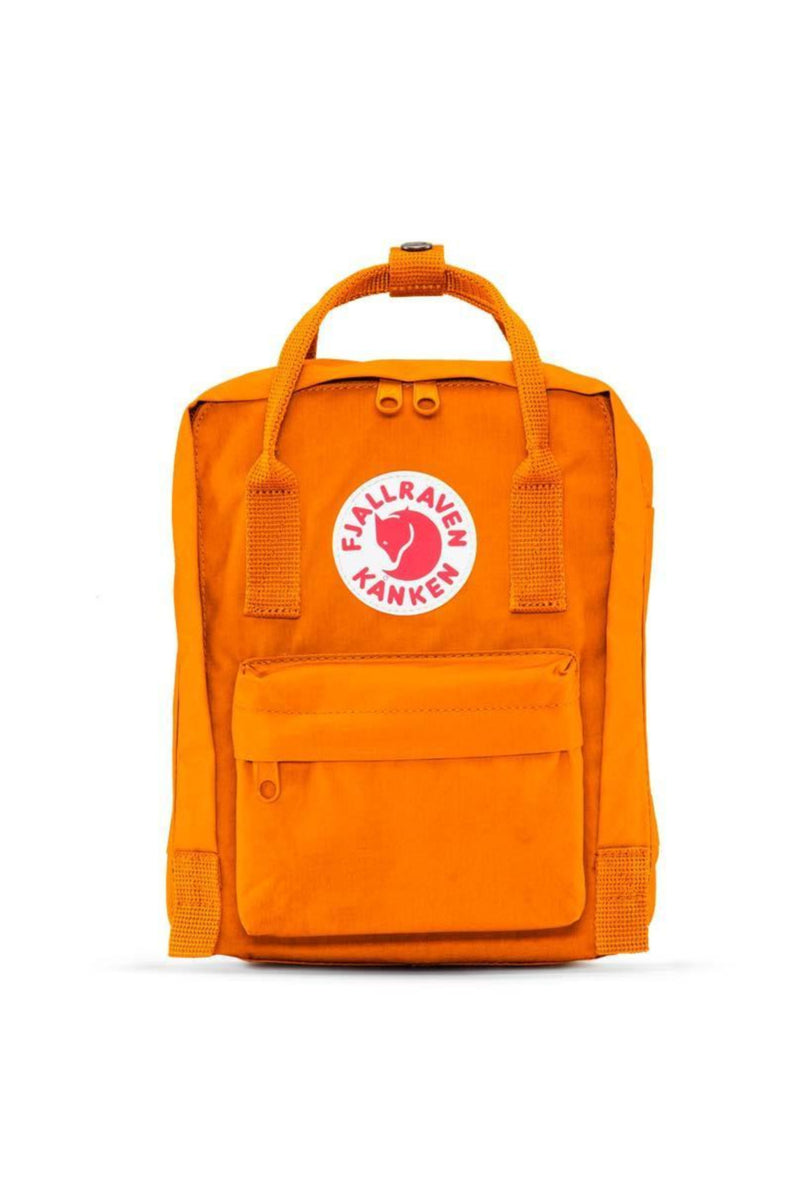 Fjällräven Kånken Mini Backpack in Burnt Orange