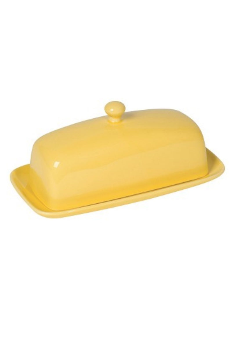 Now Designs Butter Dish - Lemon