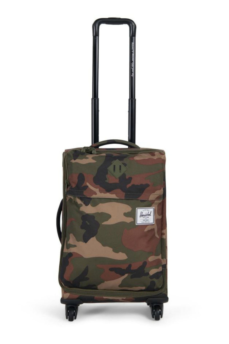 Herschel Highland Suitcase in Camo
