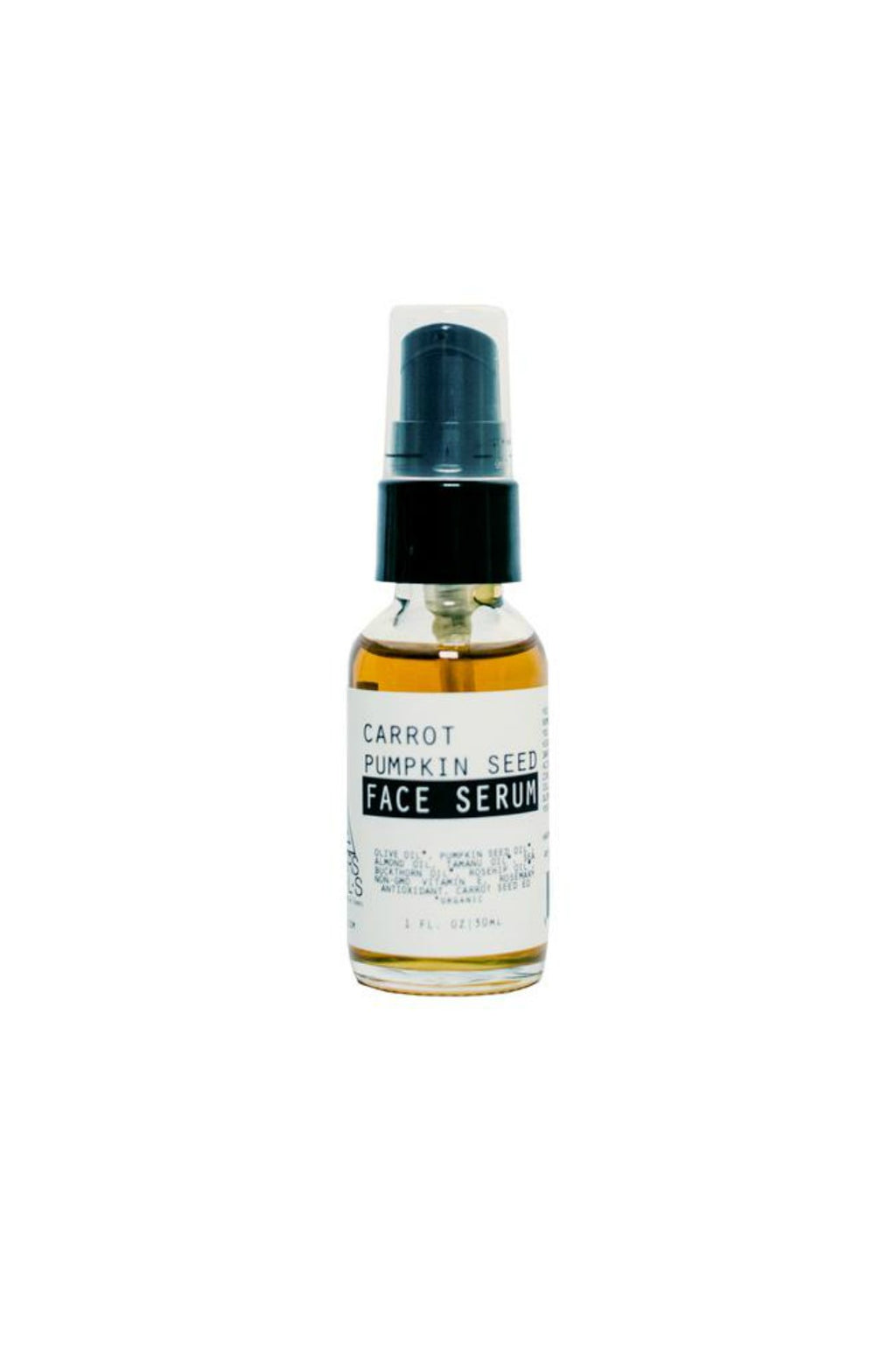 Moon Rivers Naturals Face Serum - Carrot Pumpkin
