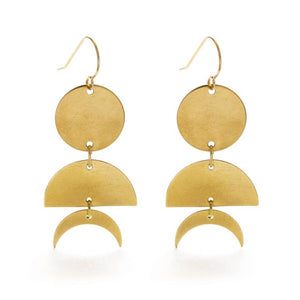 Amano Studio Celestial Geometry Earrings