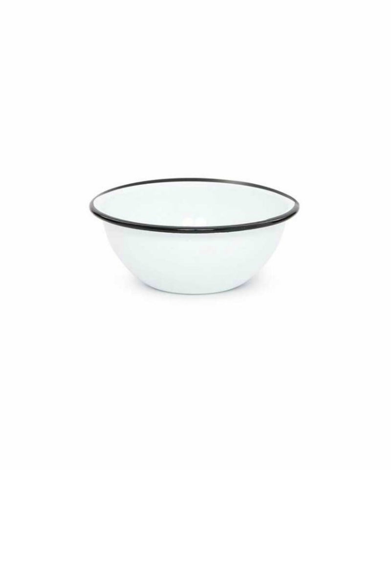 Crow Canyon Home Cereal Bowl in Black