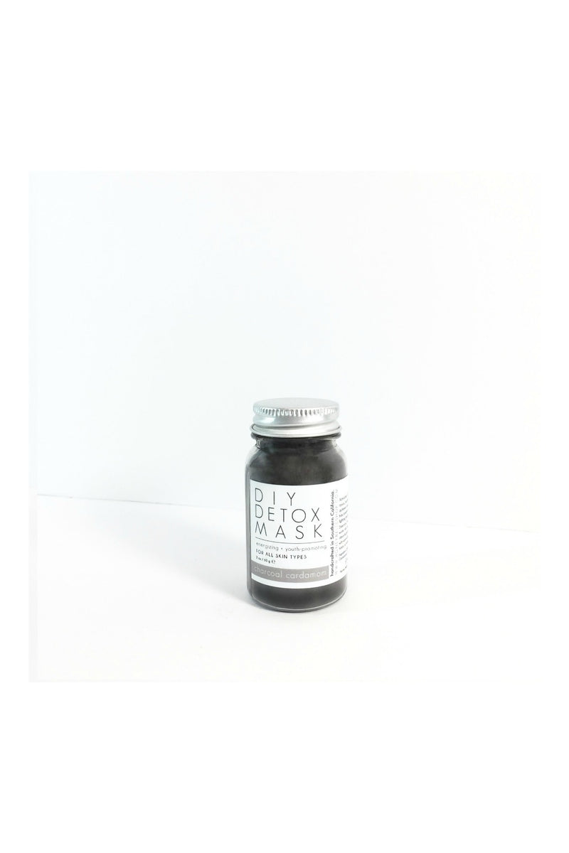 Honey Belle Detox Mask - Charcoal Cardamom