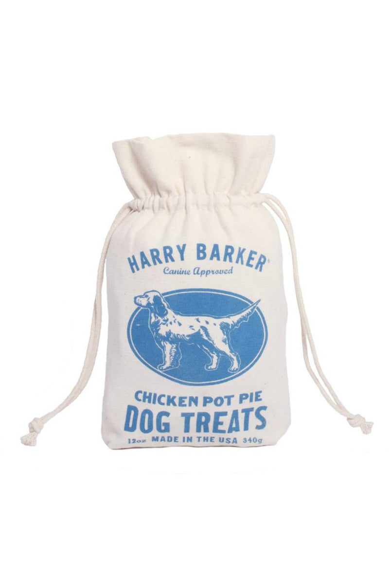 Harry Barker Camper Dog Chicken Pot Pie Treats