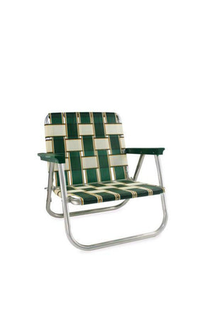 Lawn Chair USA Lowback Beach Chair - Charleston