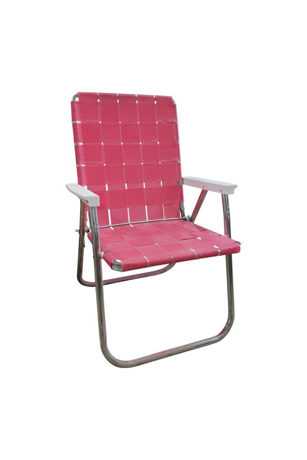 Lawn Chair USA Classic Lawn Chair - Complete Pink