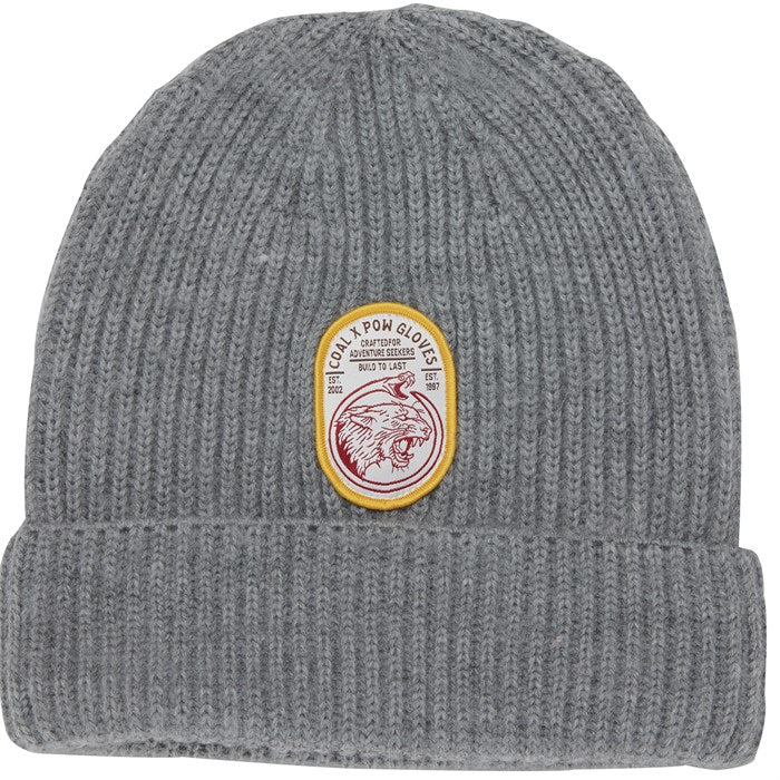 Coal Highline Beanie - Heather Grey