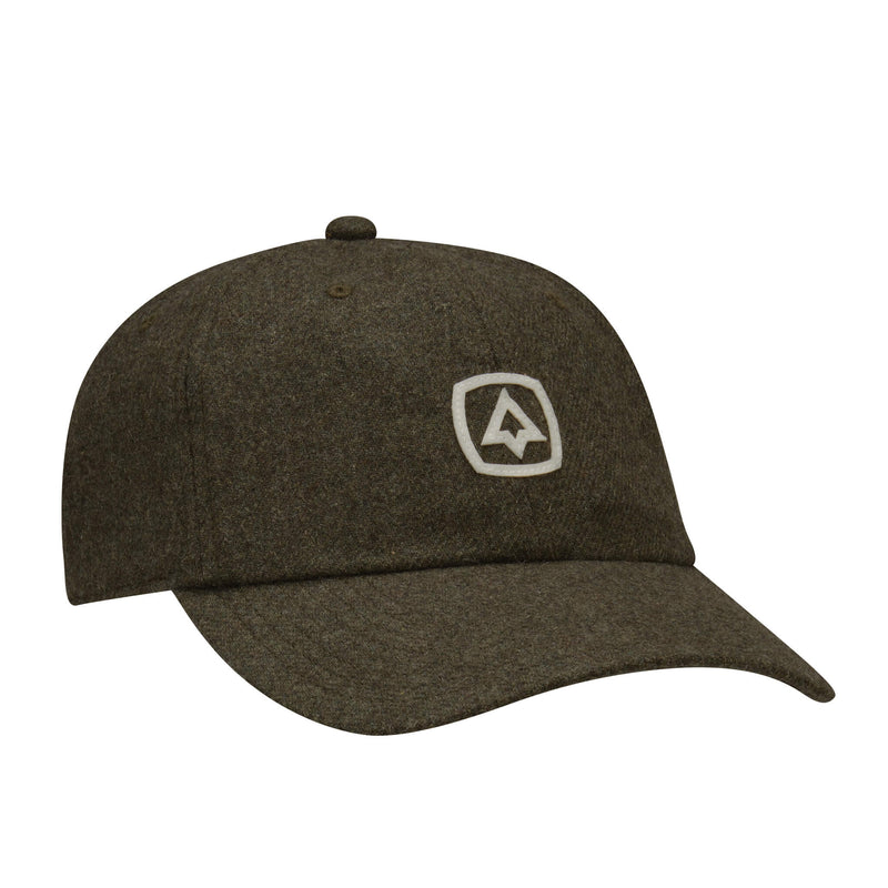 Coal Birch Unstructured Cap - Heather Olive