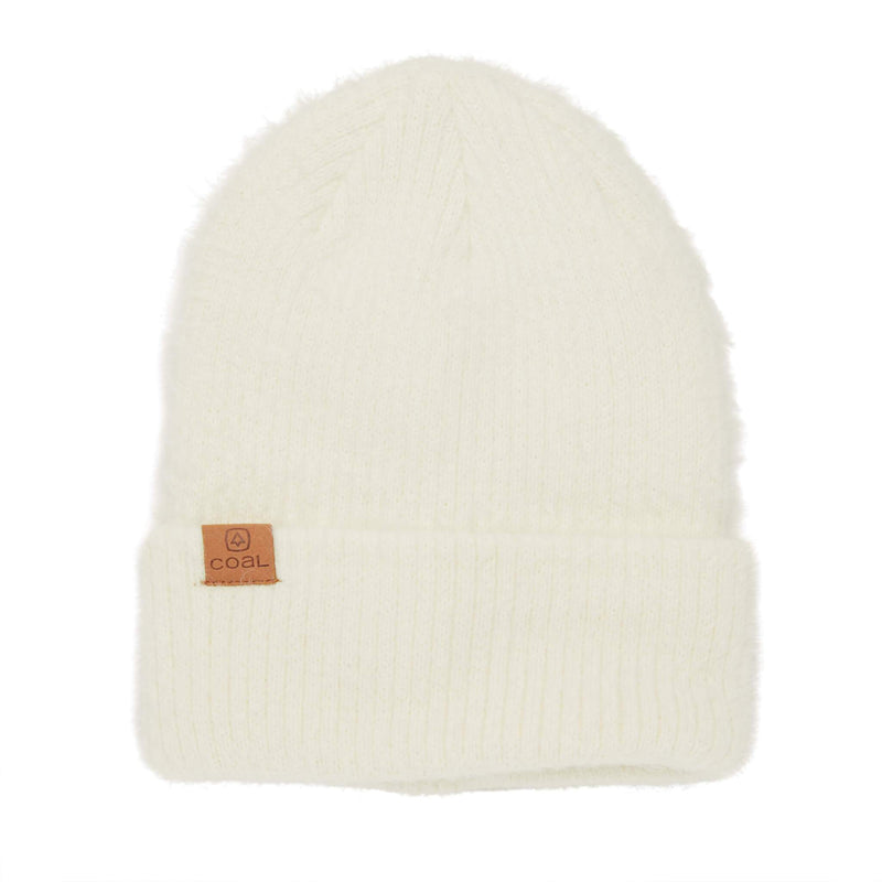 Coal Pearl Beanie - Off White