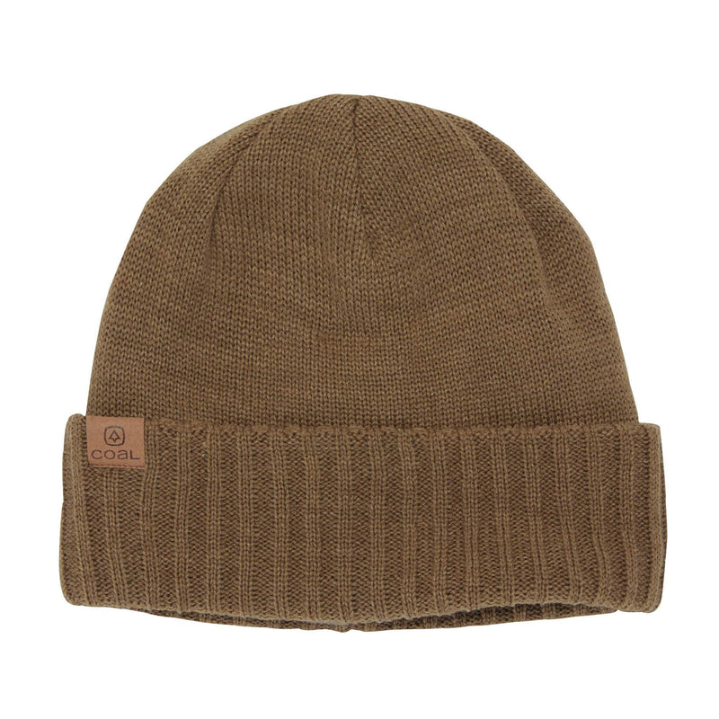 Coal Rogers Fleece Lined Beanie - Light Brown