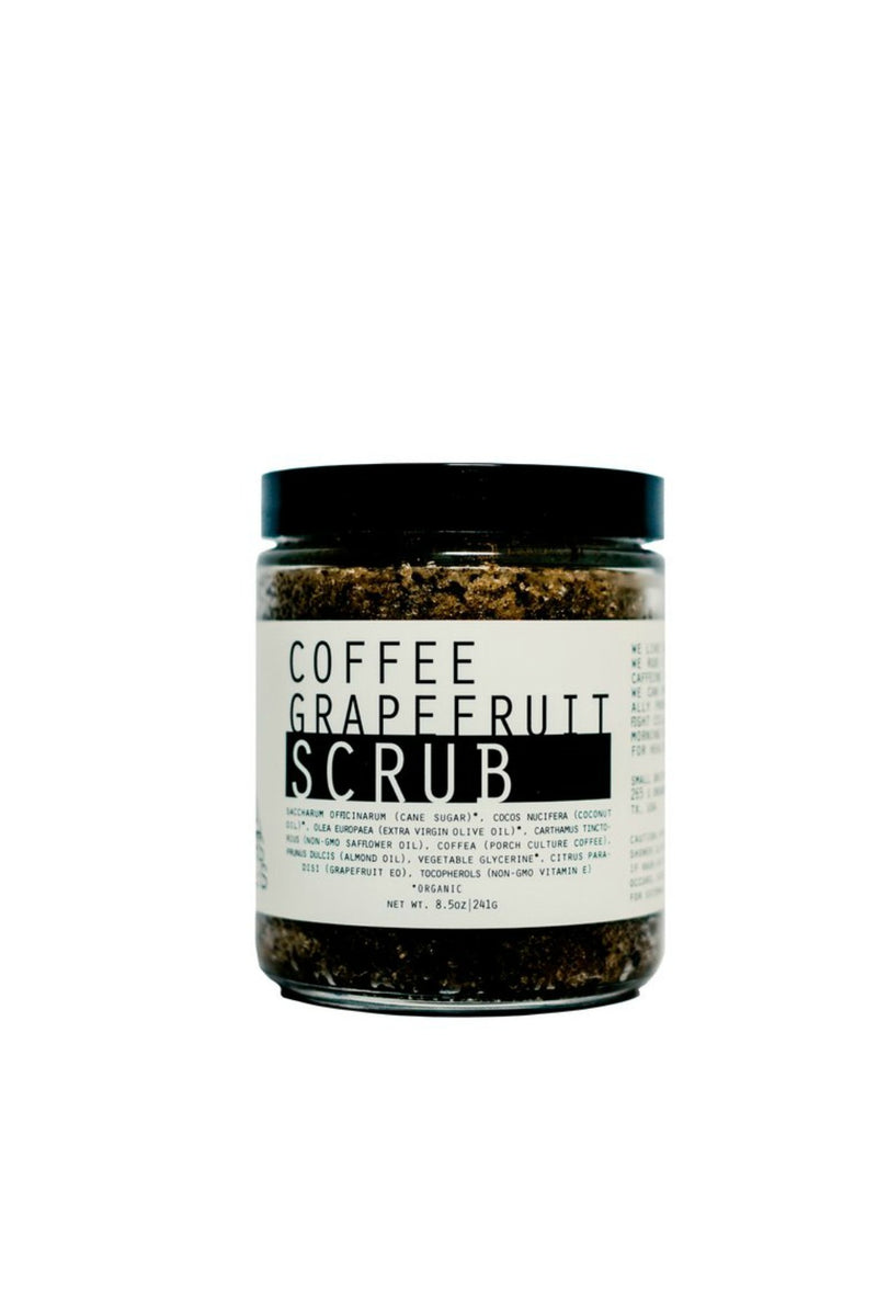 Moon River Naturals Scrubs in Coffee Grapefruit
