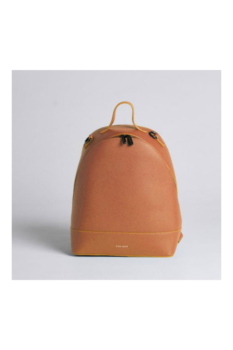 Pixie Mood Small Cora Backpack in Caramel