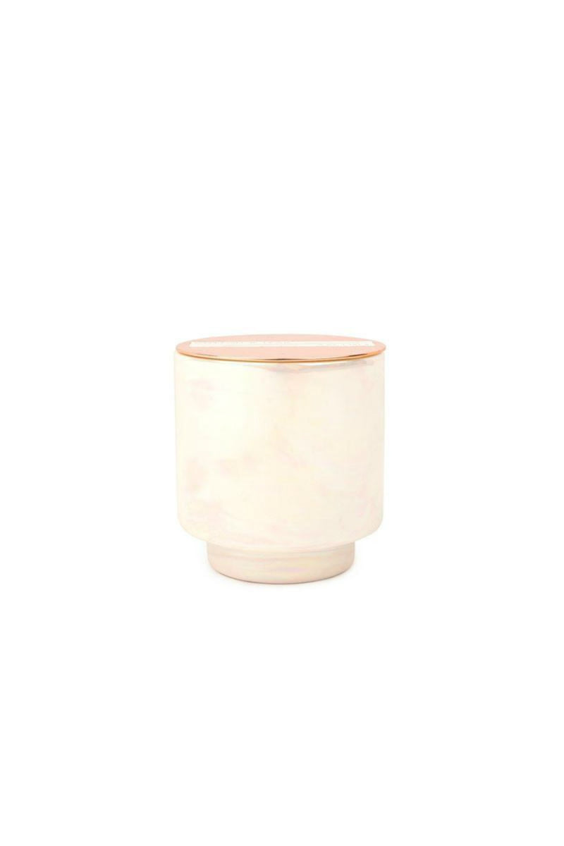 Paddywax Glow Candle - Cotton & Teak