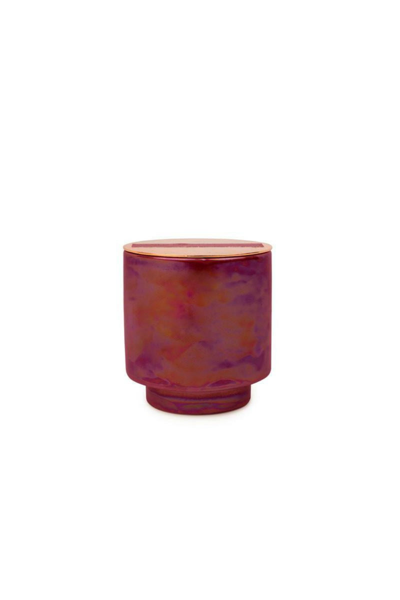 Paddywax Cranberry Rose Glow Candle