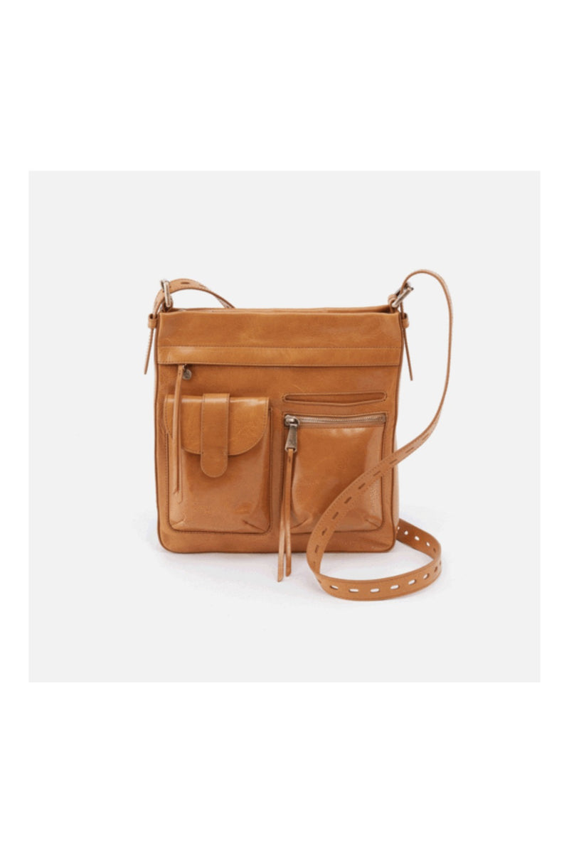 Hobo Crusade Crossbody - Honey
