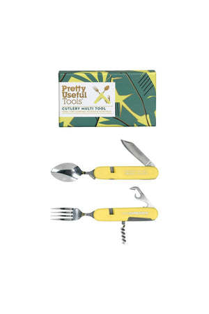 Pretty Useful Tools Cutlery Multi-Tool
