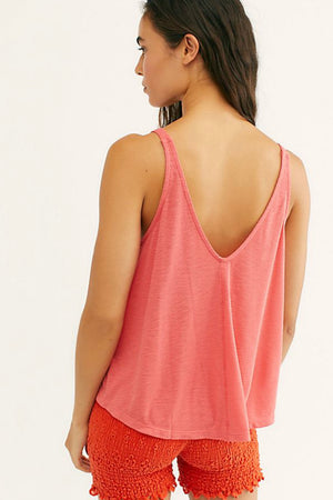 Free People Dani Tank in Strawberry Fields