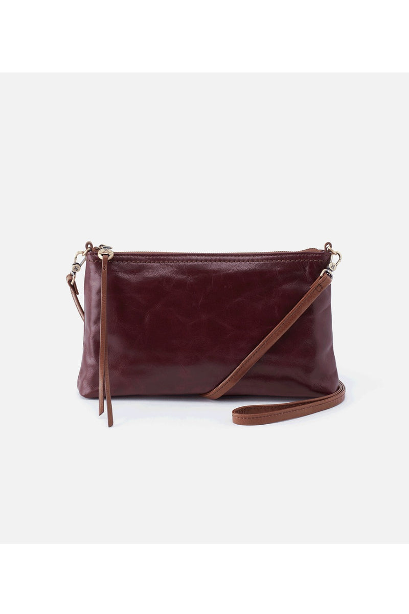 Hobo Darcy Convertible Crossbody Clutch - Deep Plum