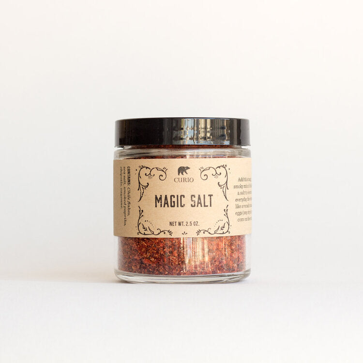Curio Spice Co. Magic Salt