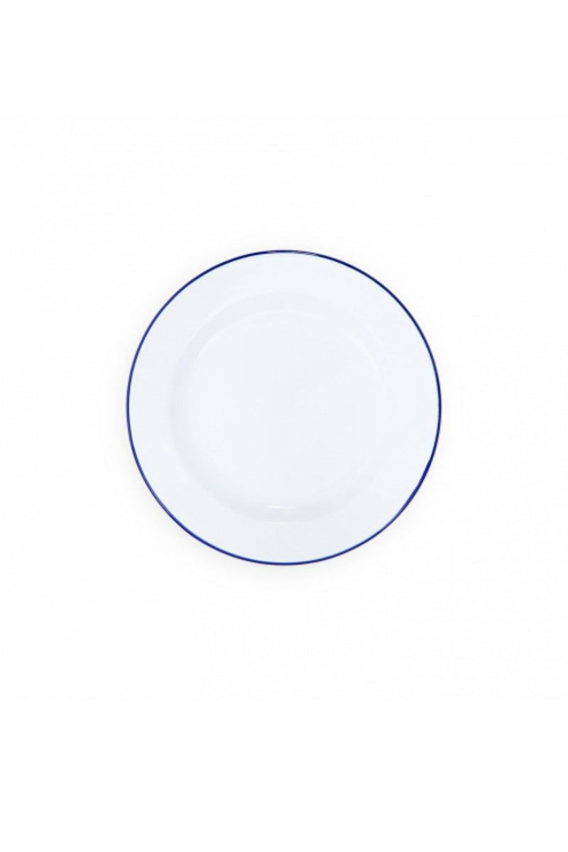 "Crow Canyon Home 10"" Dinner Plate - Blue"