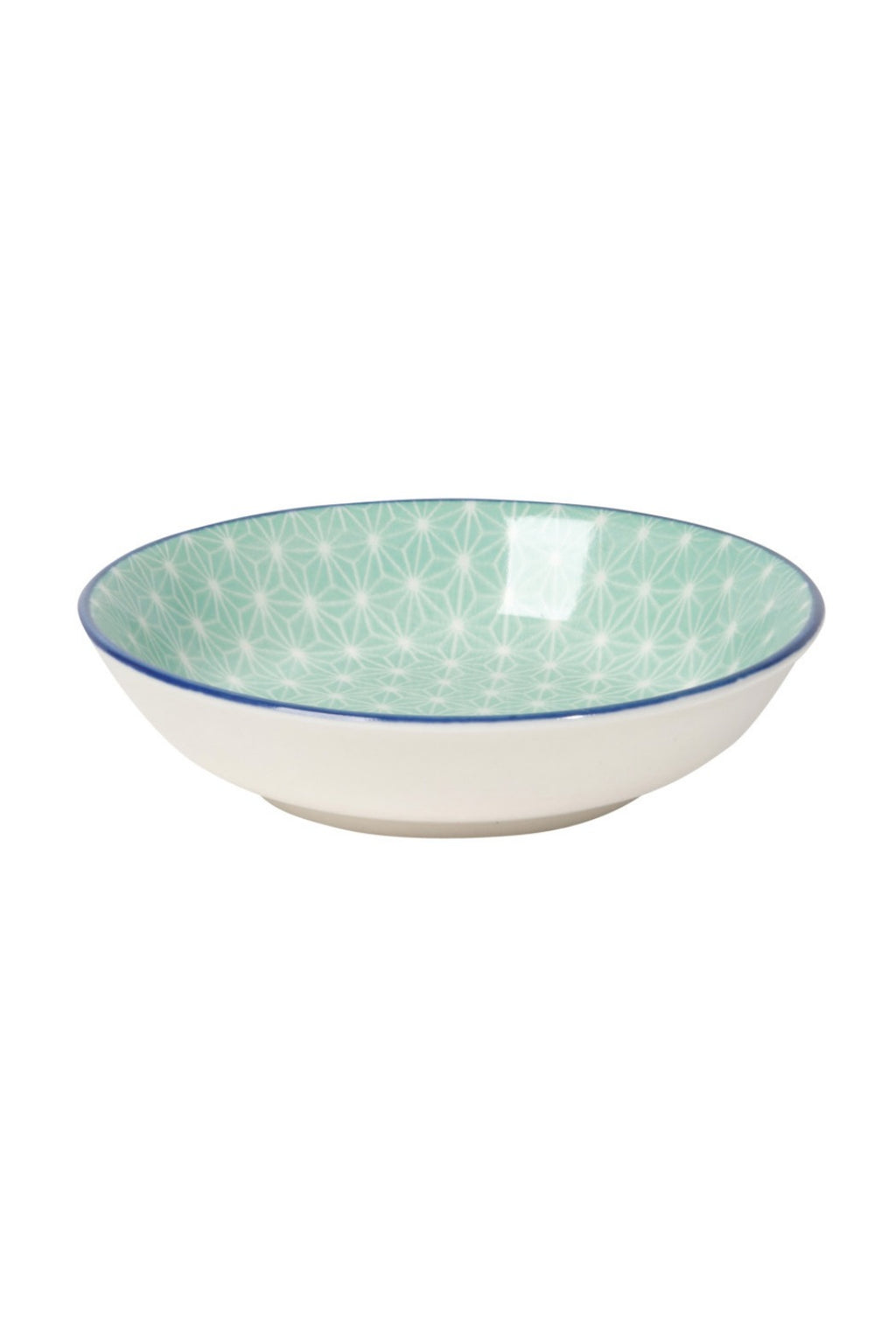 Now Designs Dip Bowl - Aqua Stars