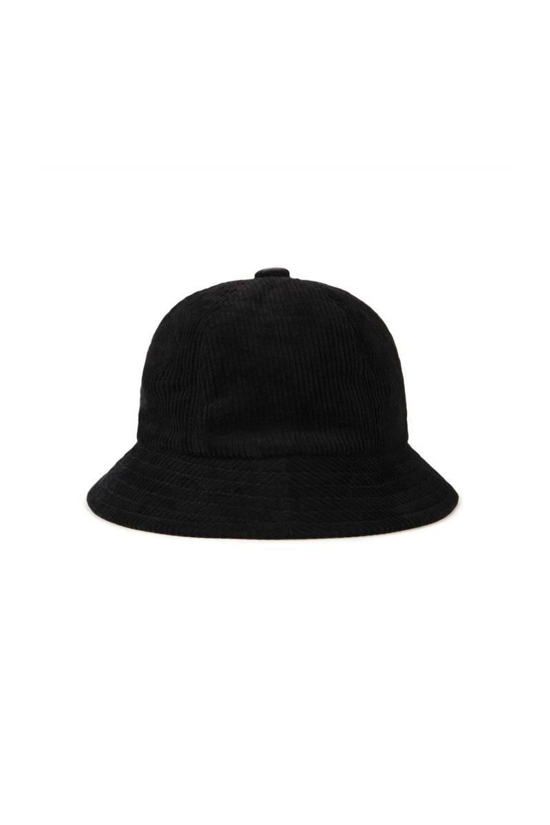 Brixton Essex Bucket Hat in Black