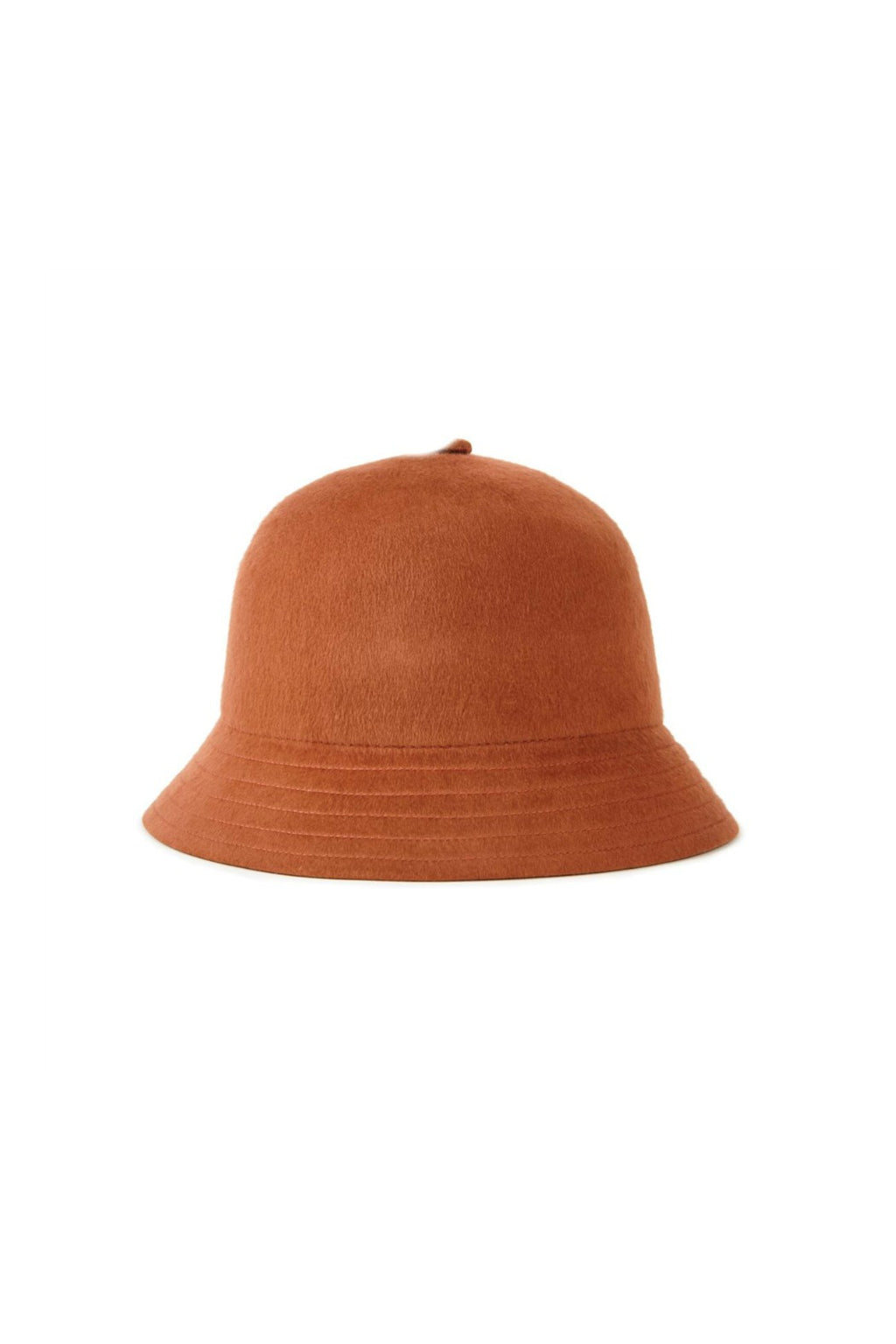 Brixton Essex Bucket Hat in Rust