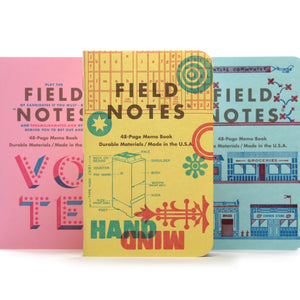 Field Notes United States of Letterpress: C