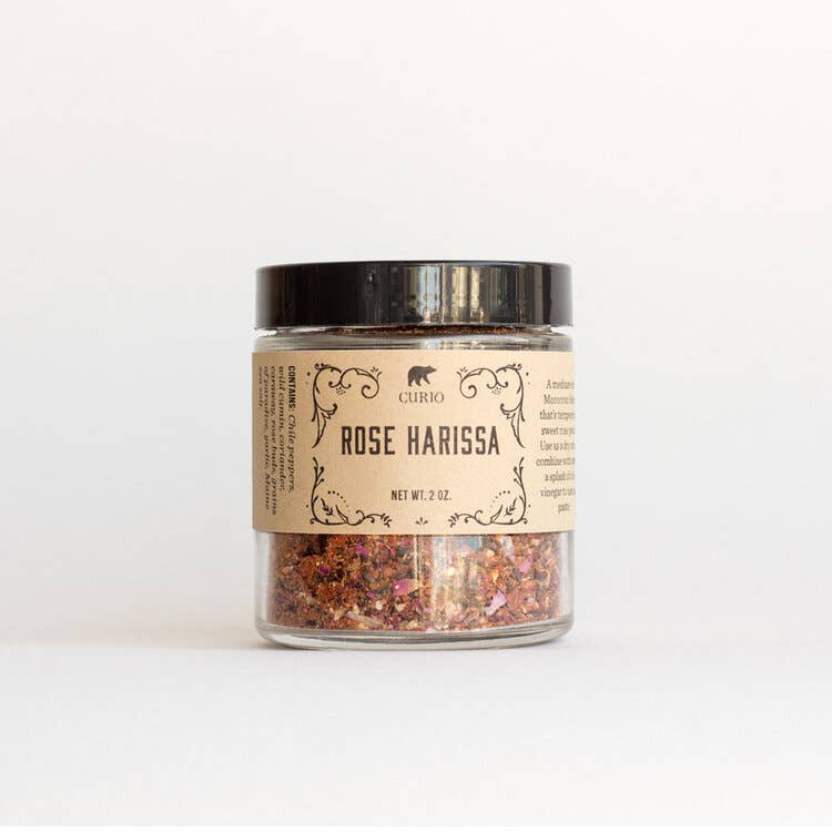 Curio Spice Co. Rose Harissa - 2 oz.