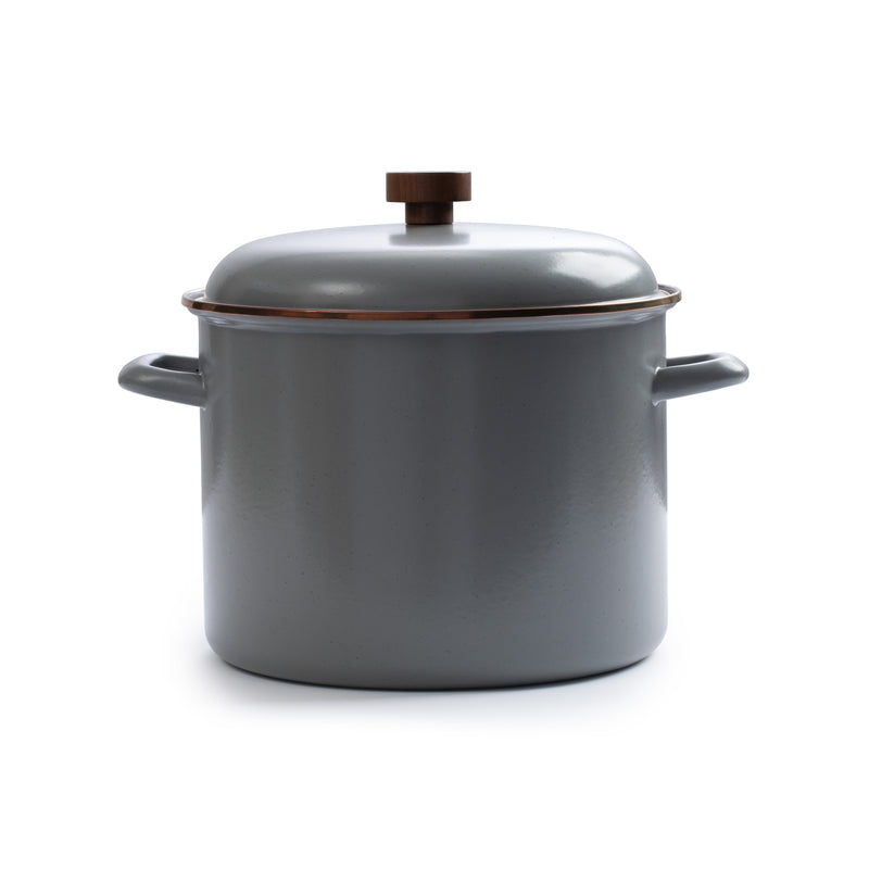 Barebones Living Enamel Stock Pot