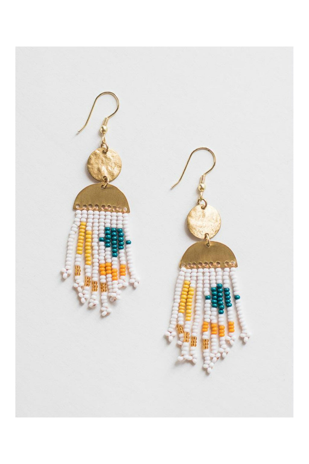 Mata Traders Festival Fringe Earrings