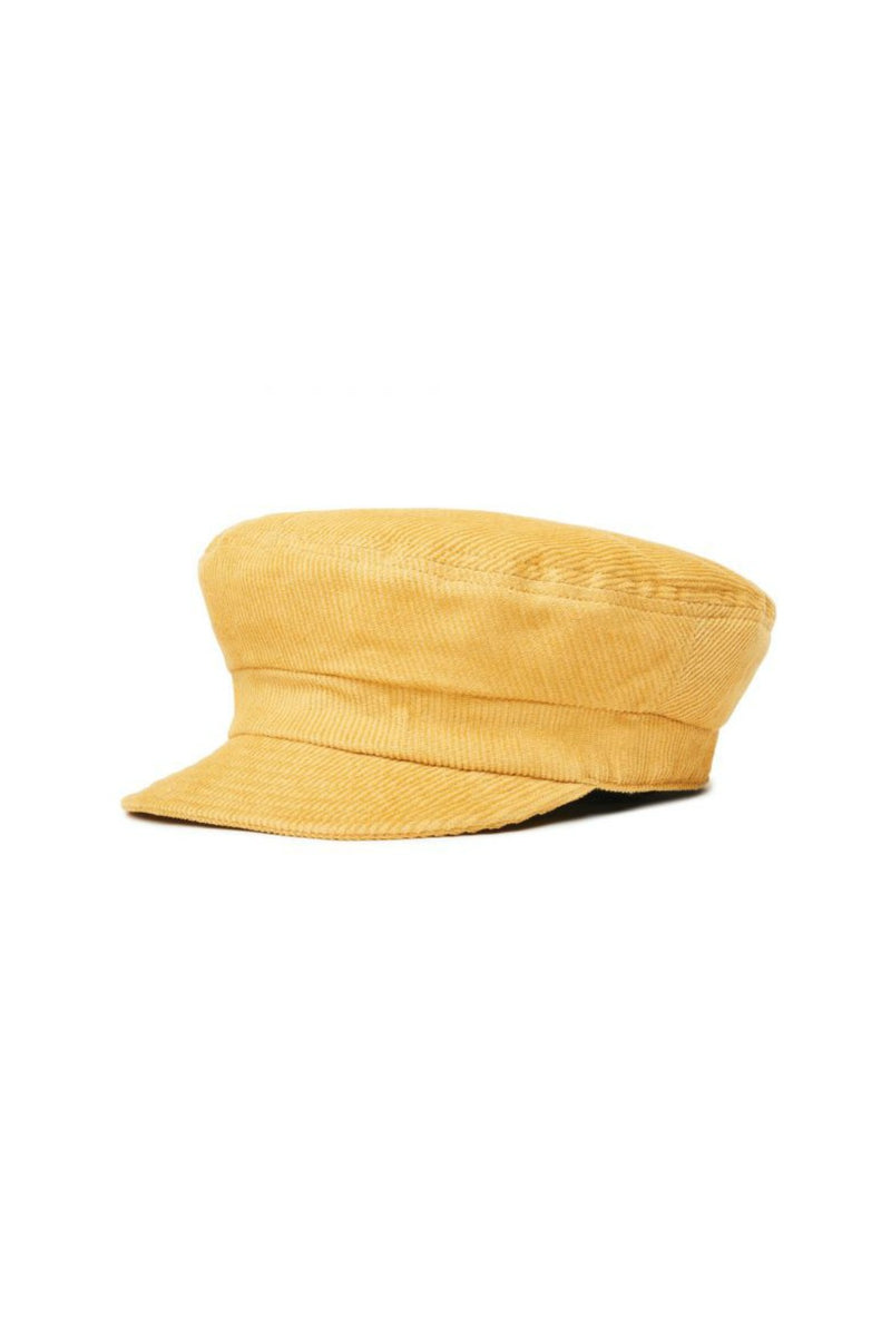 Brixton Fiddler Unstructured Cap - Maize