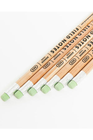 Field Notes Pencils - 6 Pack