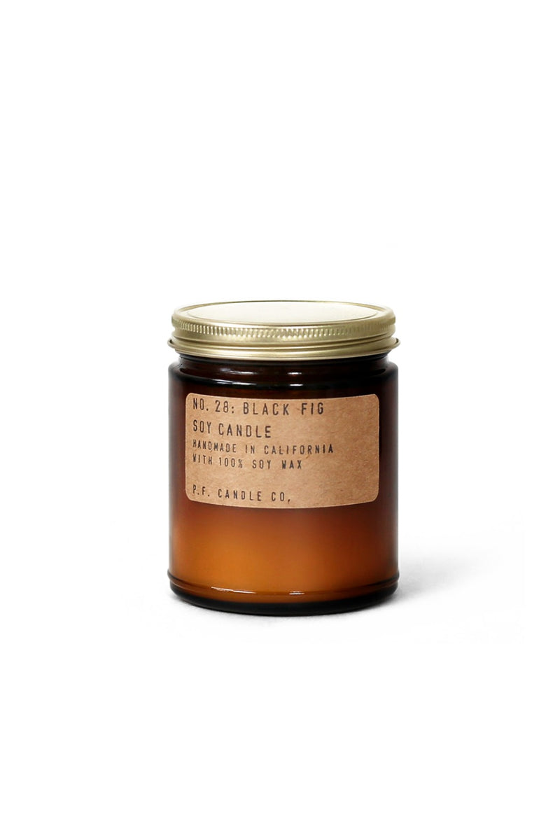 P.F. Candle Co. Mini Soy Candle - Black Fig