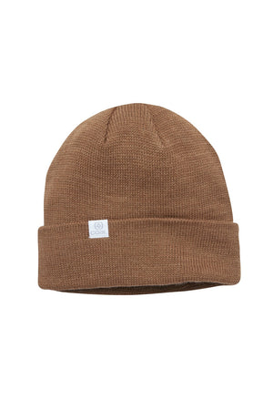 Coal The FLT Beanie - Light brown