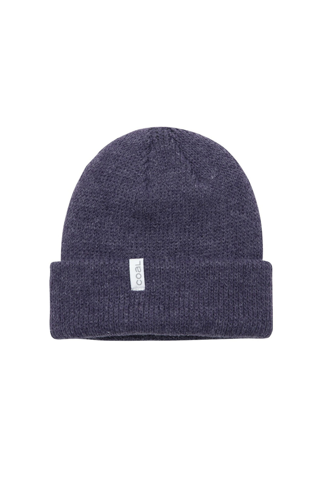 Coal Frena Solid Beanie - Heather Purple