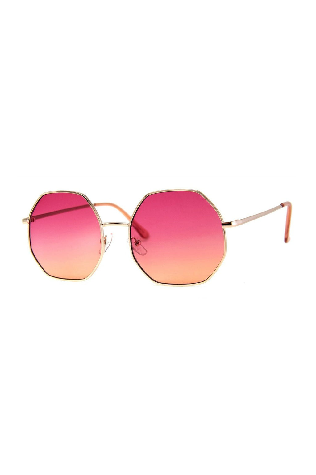 Friendly Sunnies - Gold/Pink
