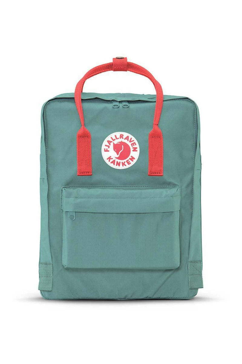 Fjällräven Kånken Backpack - Frost Green/Peach Pink
