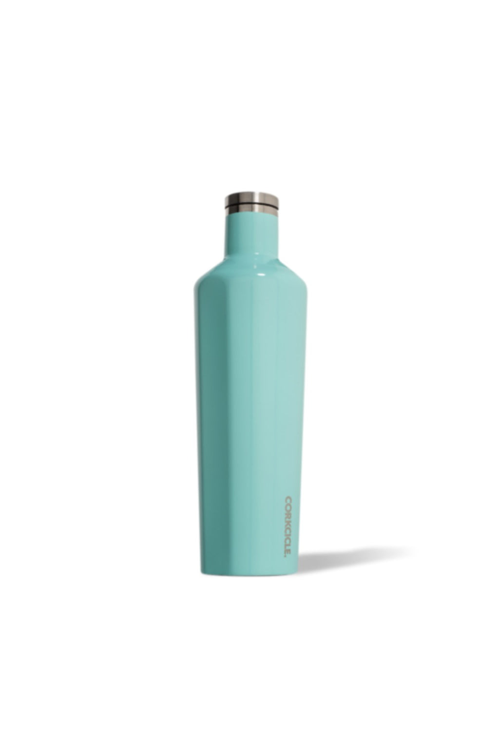 Corkcicle 25 oz. Canteen in Gloss Turquoise
